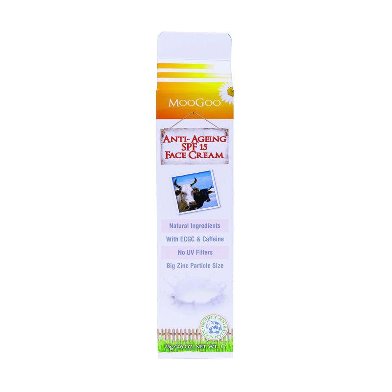 Moogoo Anti Ageing Face Cream [75 mL]