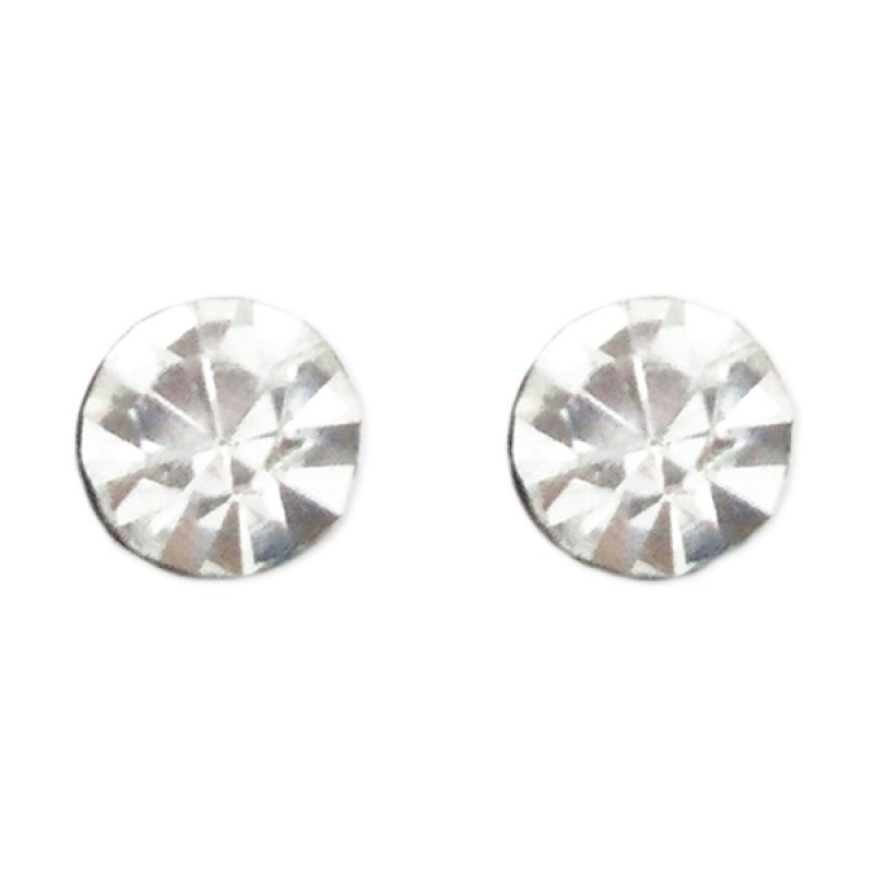 Mooi Accessories Magnet Small Diamond White Anting