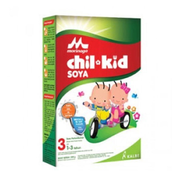 Weekend Deals PROMO Chil Kid Soya Susu Formula [600 gr]