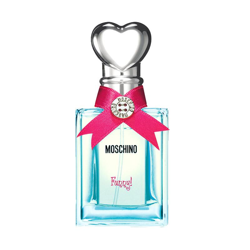 Moschino Funny For Women Eau De Toilette Parfum Wanita [100 ML]