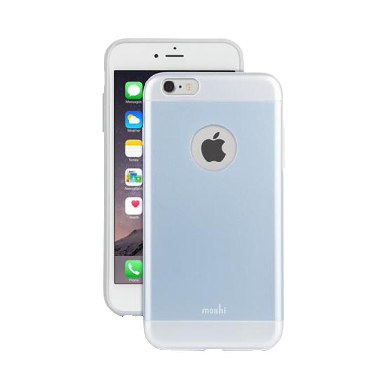 Moshi iGlaze Casing for iPhone 6/6s - Biru