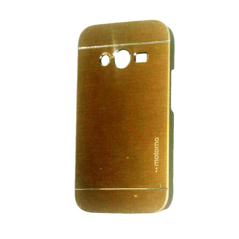 Bumper Metal Back Case Sliding SILVER. Source · Motomo Hardcase Casing for .