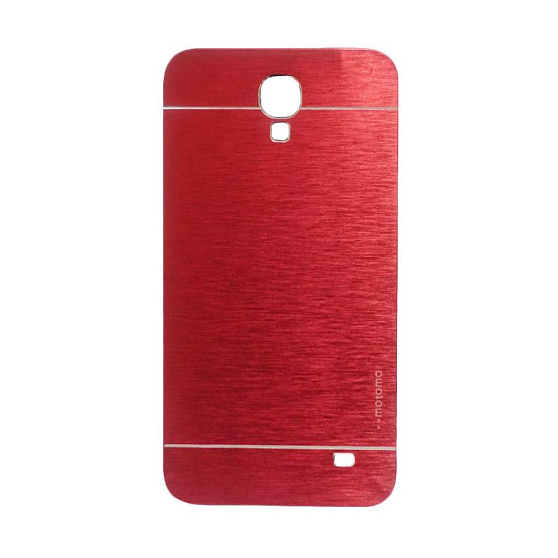 ... harga Motomo Ino Metal Casing for Samsung Galaxy Mega 2 Merah Blibli com