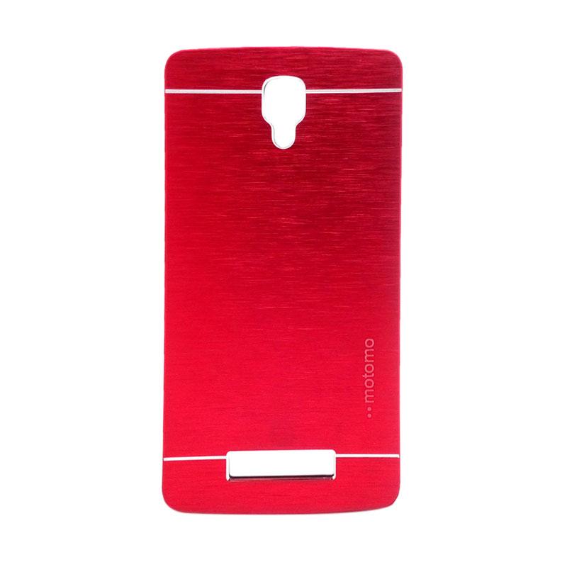Motomo Metal Casing for Lenovo A1000 - Red