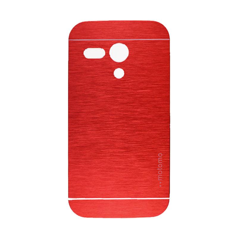 Motomo Red Casing for Motorola Moto G