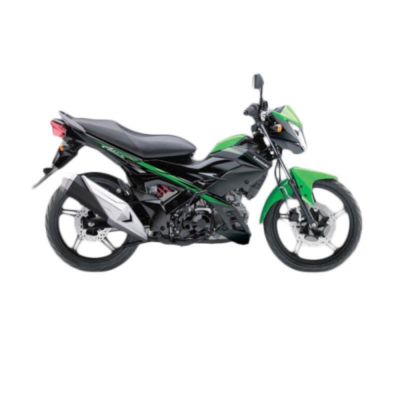 Kawasaki Athlete PRO Green Sepeda Motor [DP 5.000.000]