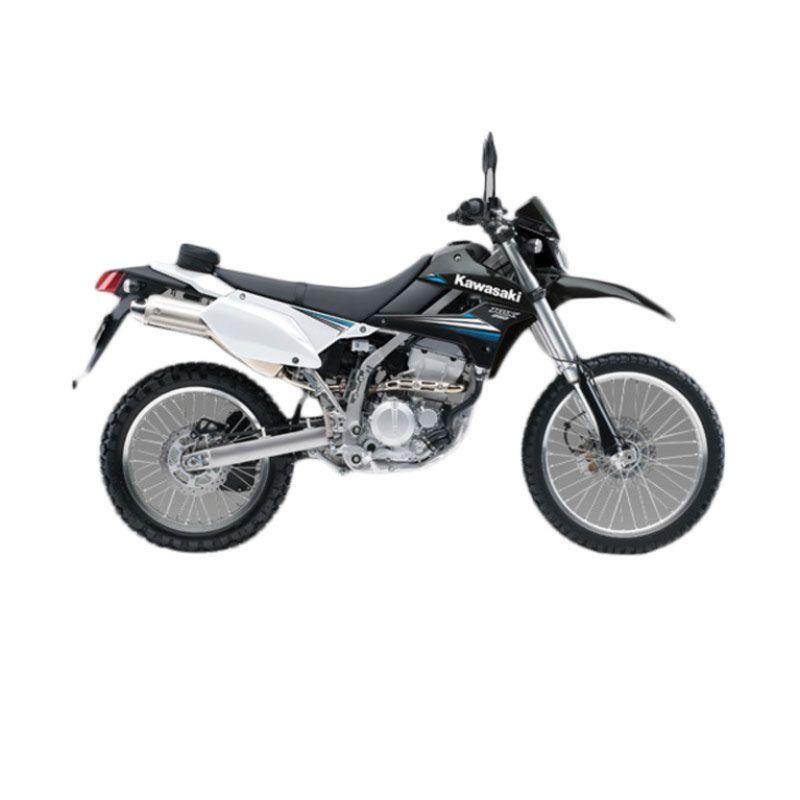 harga Kawasaki D-Trackerx Black Sepeda Motor [DP 14.000.000] Blibli.com