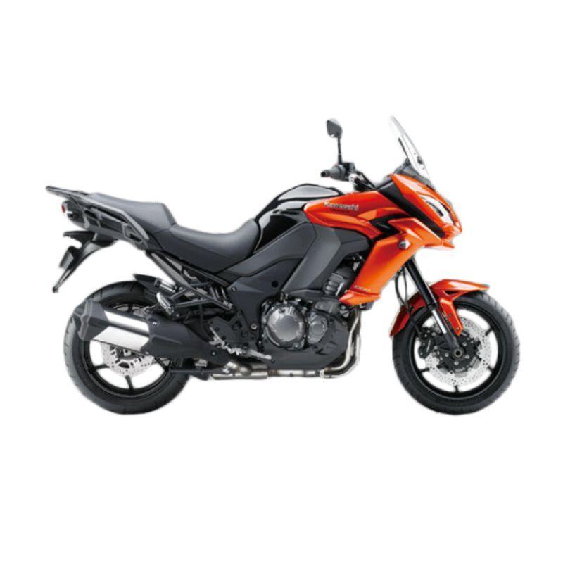 Kawasaki Versys 1000 Orange Sepeda Motor [DP 125.000.000]
