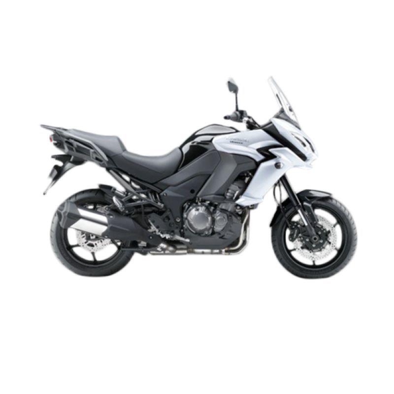 Kawasaki Versys 1000 White Sepeda Motor [DP 105.000.000]