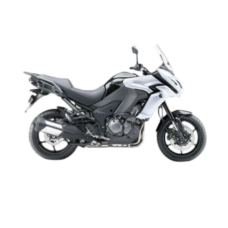 Kawasaki Versys 1000 White Sepeda Motor [DP 90.000.000]