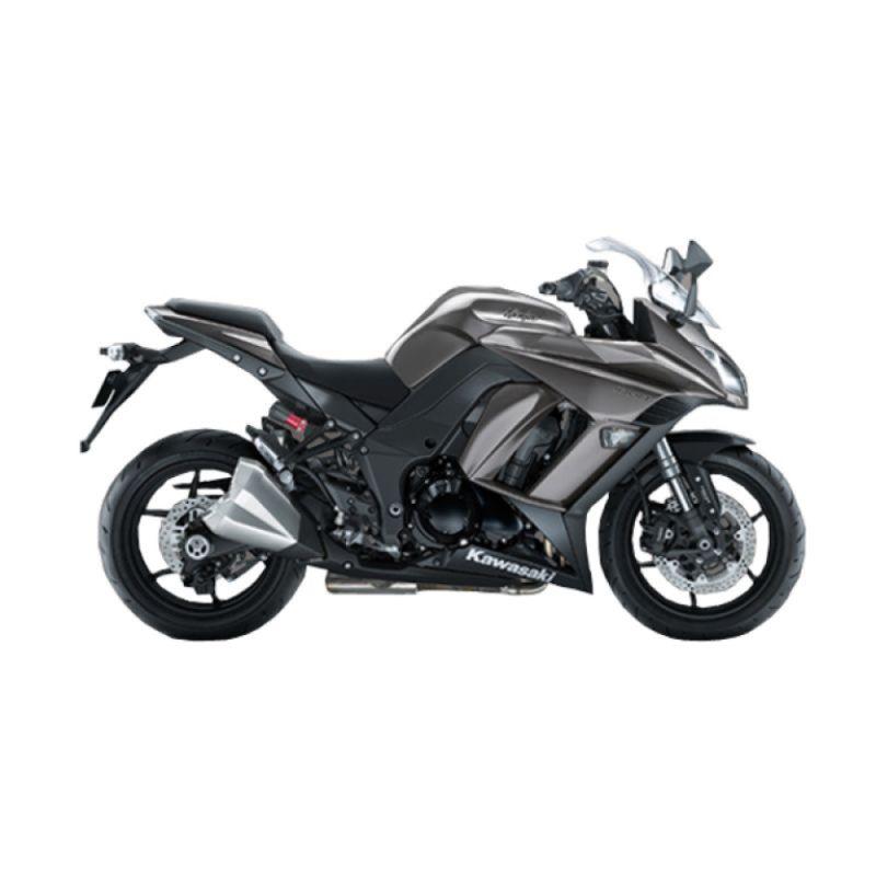 Jual Kawasaki Ninja 1000cc Grey Sepeda Motor [Uang Muka ...