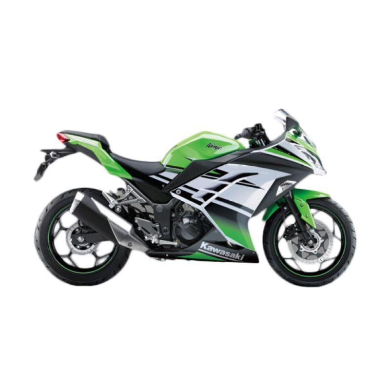 Kawasaki Ninja 300 Sepeda Motor [DP 25.000.000] Extra diskon 7% setiap hari Extra diskon 5% setiap hari Citibank – lebih hemat 10%