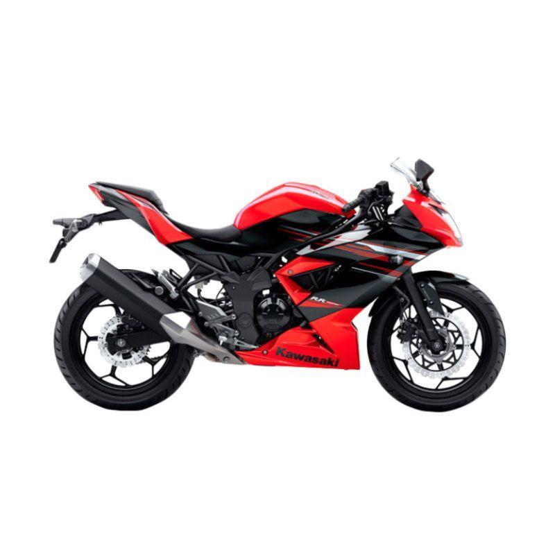 Kawasaki Ninja RR Mono ABS Red Sepeda Motor [DP 9.500.000]