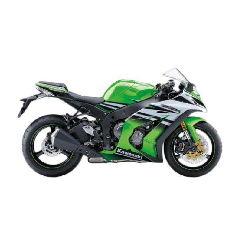 Kawasaki Ninja ZX-10R Green Sepeda Motor Extra diskon 7% setiap hari Extra diskon 5% setiap hari Citibank – lebih hemat 10%