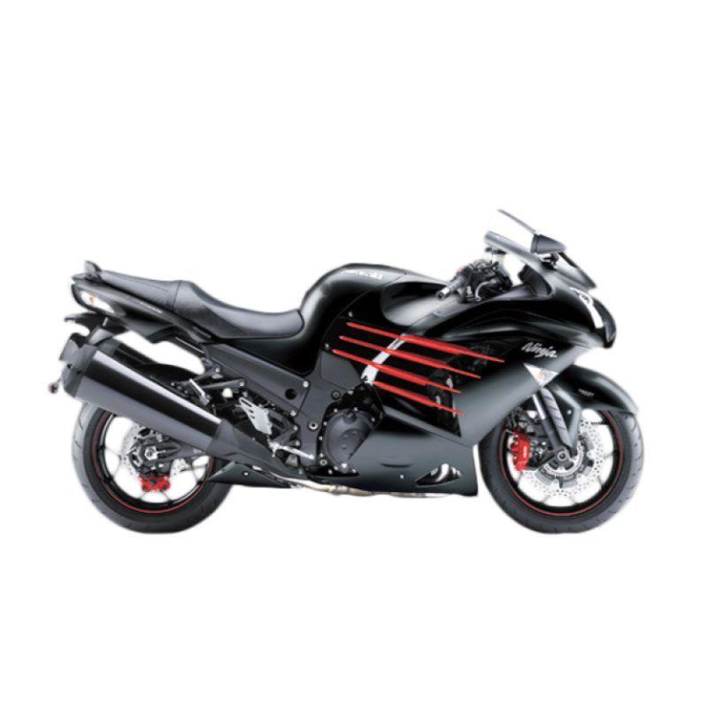 harga Kawasaki Ninja ZX-14R SE Black Sepeda Motor Blibli.com