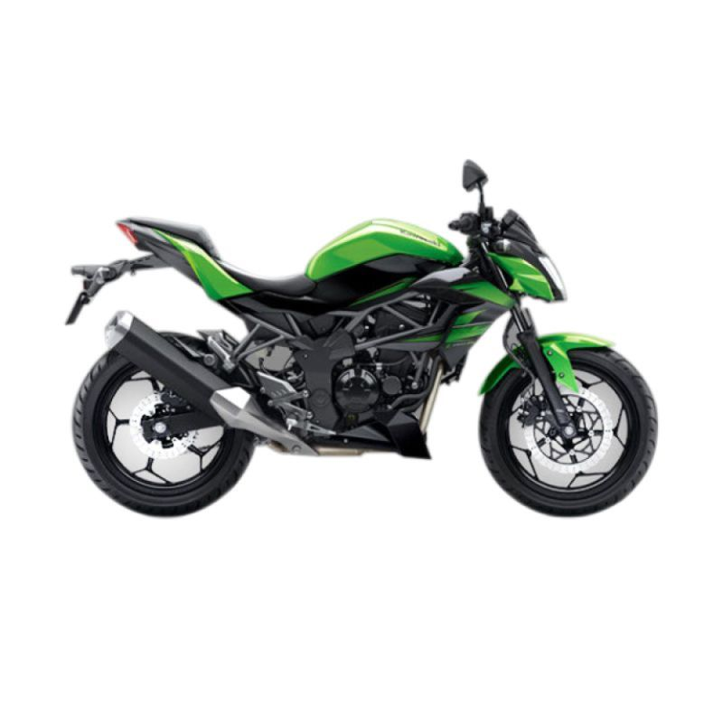 Kawasaki Z 250 Sepeda Motor [DP 11.000.000]
