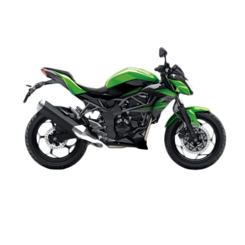 Kawasaki Z 250 SL Sepeda Motor