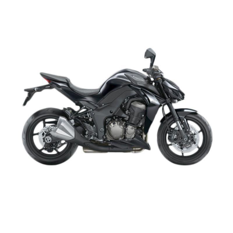 Kawasaki Z1000 Black Sepeda Motor [DP 105.000.000]