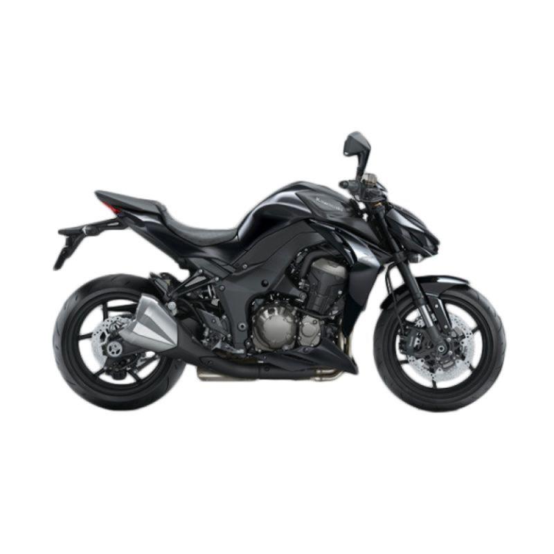 Kawasaki Z1000 Black Sepeda Motor [DP 115.000.000]