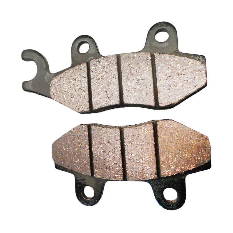 Kawasaki Genuine Parts Pad Assy Brake [43082-0100]