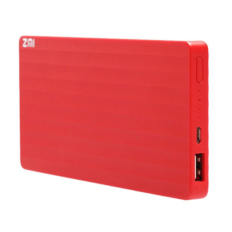 Xiaomi ZMI Red Powerbank [10000 mAh]
