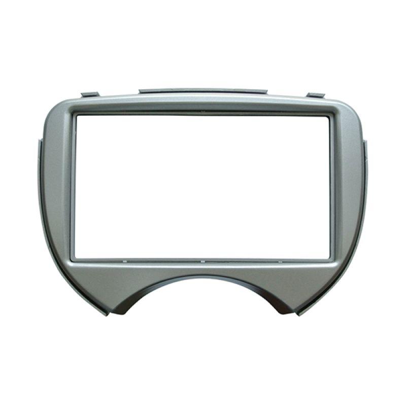 MRZ Frame Double Din Untuk Nissan March 2013