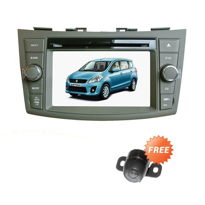 MRZ Head Unit Double Din Original untuk Suzuki Ertiga + Free Rear Camera