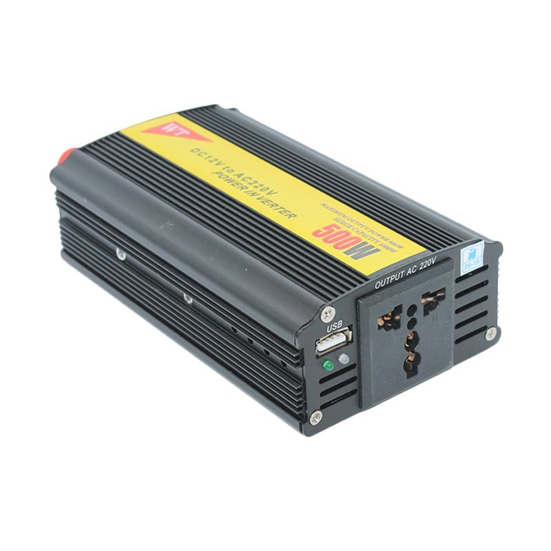 Jual Converter AC DC 500 Watt With Usb Port Online