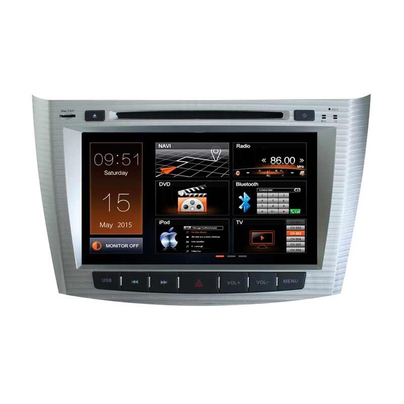 MOBILETECH HD Capacitive Original Headunit Double Din for Avanza/Xenia [8 Inch]