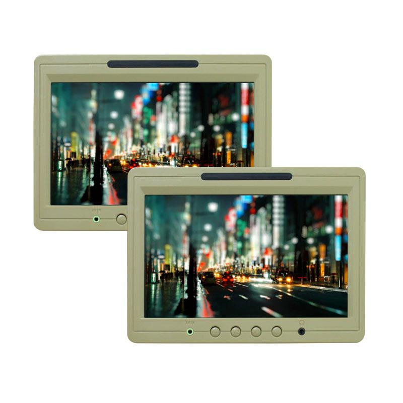 harga MOBILETECH MH 8030 Headrest Monitor - Beige Blibli.com