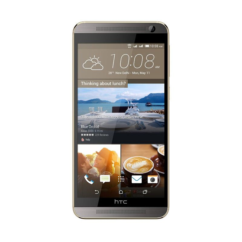 HTC One E9+ Modern Gold Smartphone