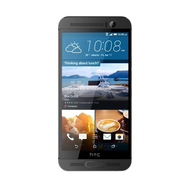 HTC One M9+ Gunmetal Smartphone