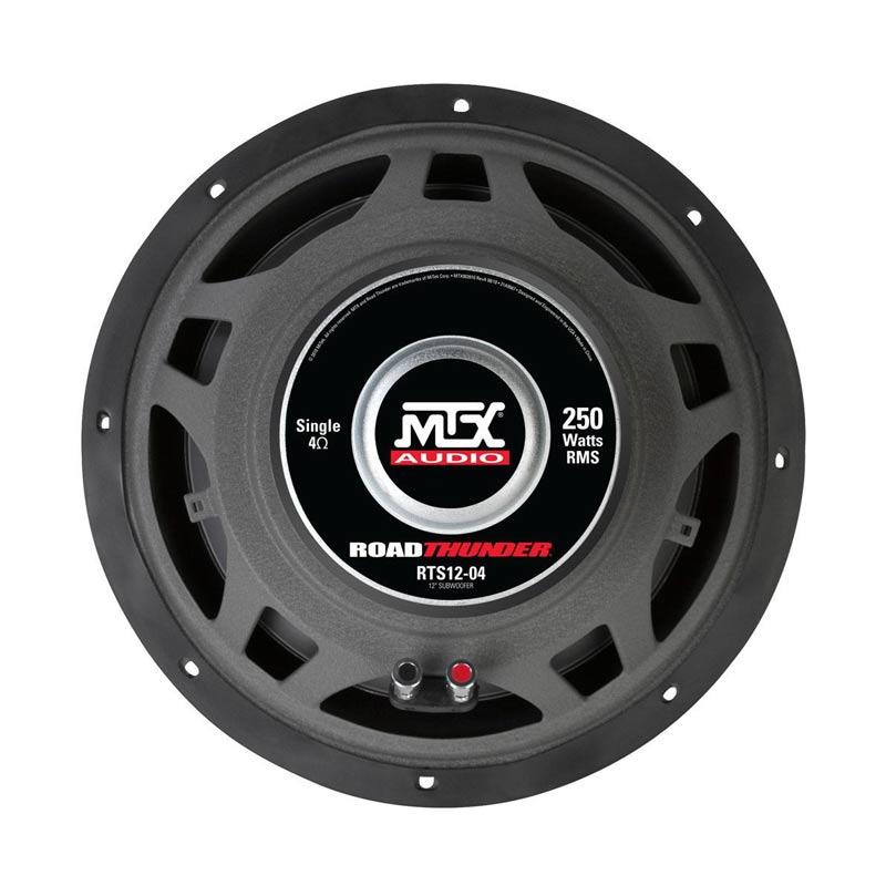 harga MTX Subwoofer Speaker Mobil - Hitam [12 Inch] Blibli.com