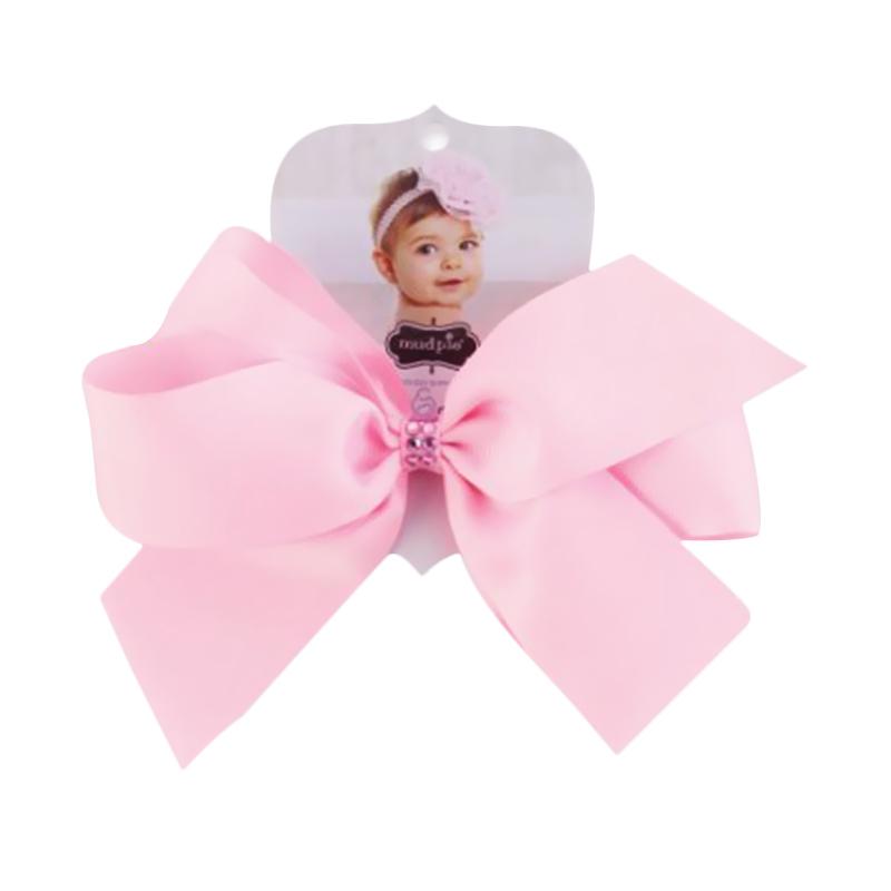 Mudpie #1512071 Jumbow Soft Headband - Light Pink