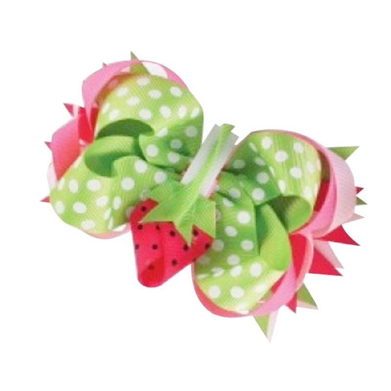 Mudpie - 3-In-1 Bow Strawberry