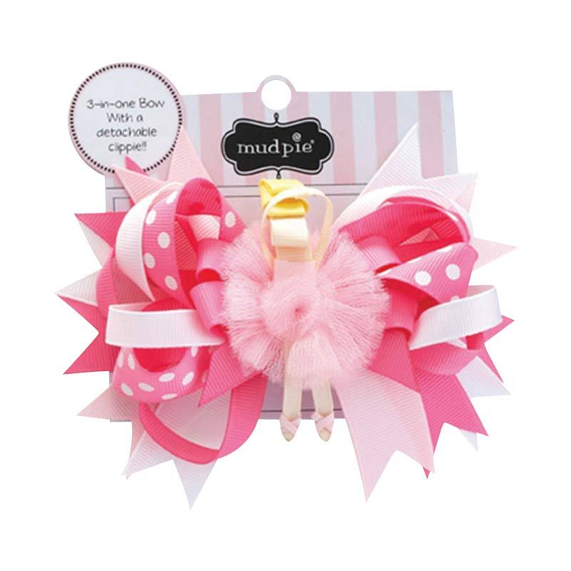 Mudpie - Ballet 3-in-1 Bow Blonde