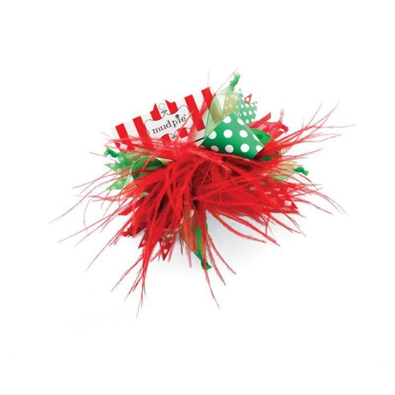 Mudpie - Christmas Bow