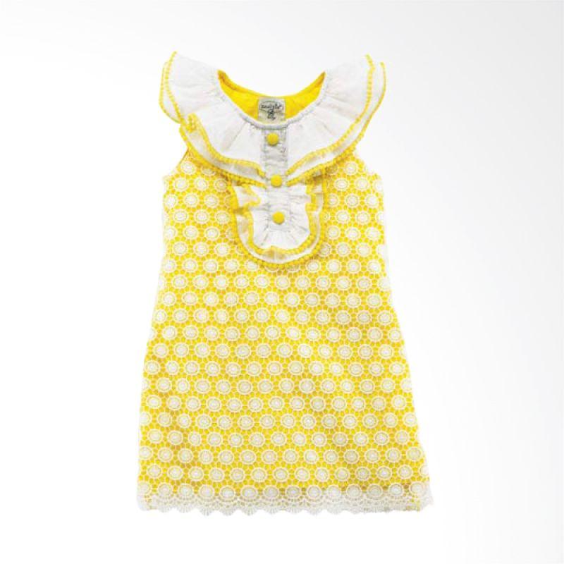 Mudpie - Crochet Flower Dress