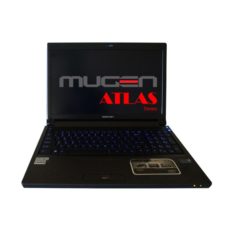 harga Mugen Black Notebook Atlas 15,6 inch [8 GB] Blibli.com