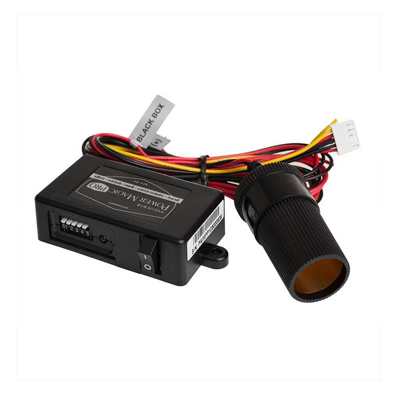 Blackvue Power Magic Pro Mencegah Discharge baterai mobil untuk Parking Mode