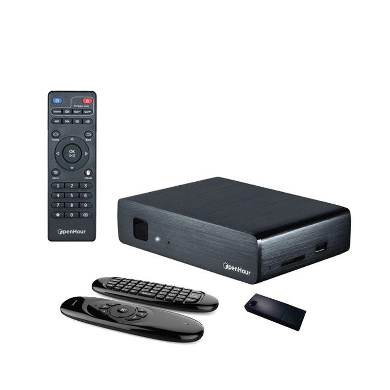 Open Hour Android Chameleon Smart TV Player
