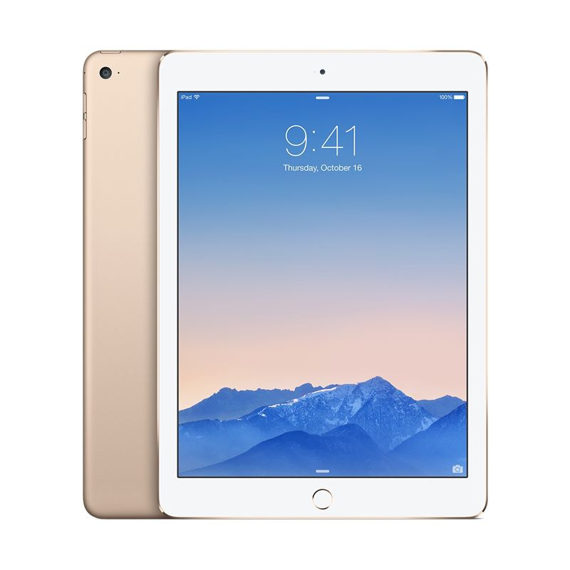 Apple iPad Air 2 16 GB Gold Tablet