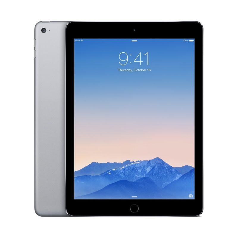 Apple iPad Air 2 128 GB Space Gray Tablet