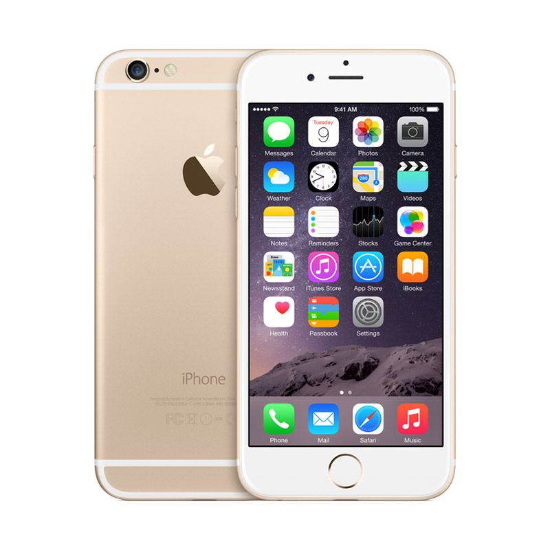 Apple iPhone 6 16 GB Gold Smartphone