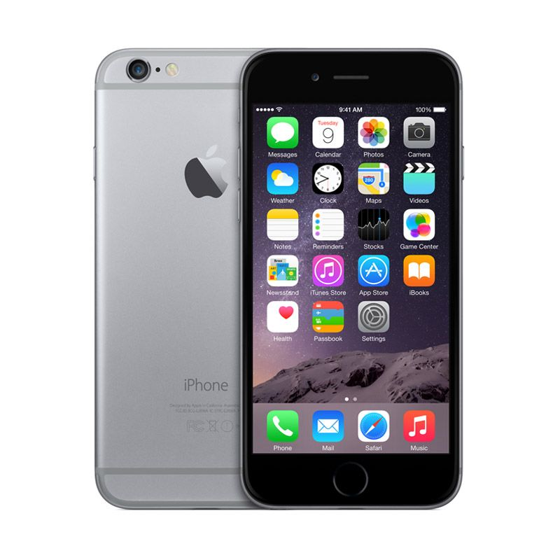Apple iPhone 6 16 GB Space Gray Smartphone