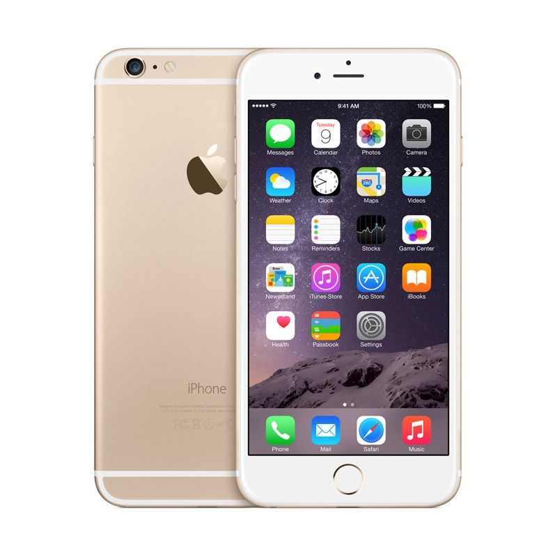 Apple iPhone 6 Plus 64 GB Gold Smartphone