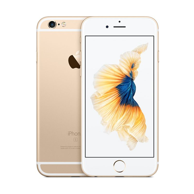Apple iPhone 6S 64 GB Gold Smartphone