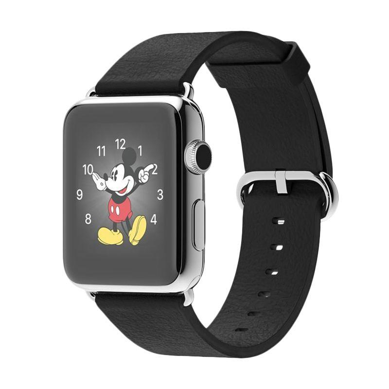 Apple Watch Classic Buckle Black Smartwatch [42 mm]