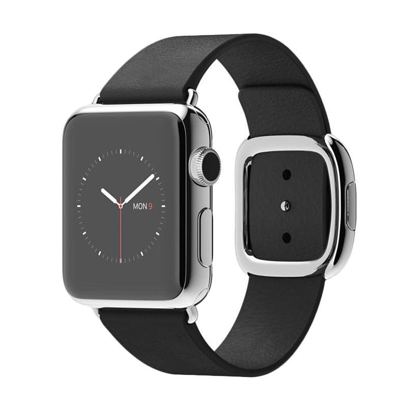 Apple Watch Modern Buckle Black Smartwatch [38 mm]