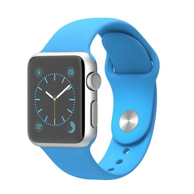 Apple Watch Sport Blue Smartwatch [38mm]